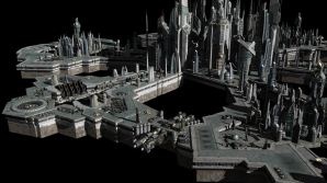 Stargate SG-1 / Atlantis - City of Atlantis