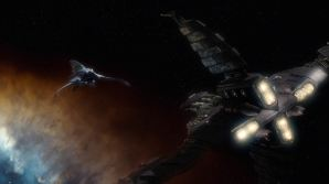 """Babylon 5: The Lost Tales - """"Voices in the Dark, Over There"""""""
