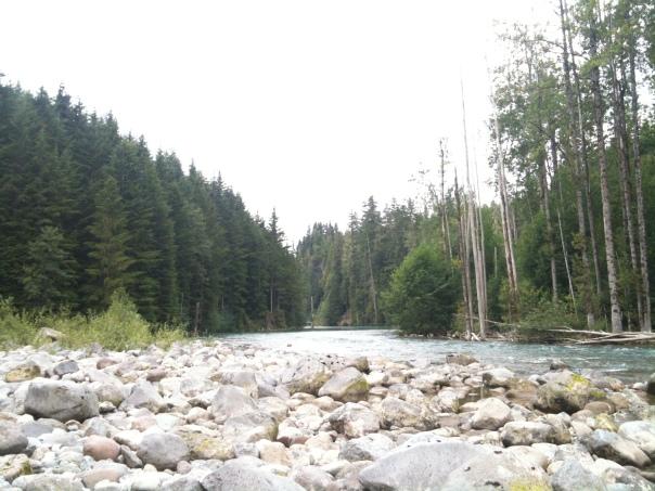 Intermission river