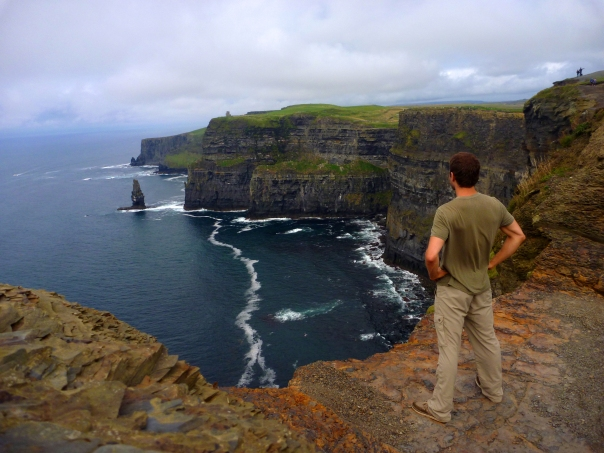 2013-08 - Cliffs of Moher