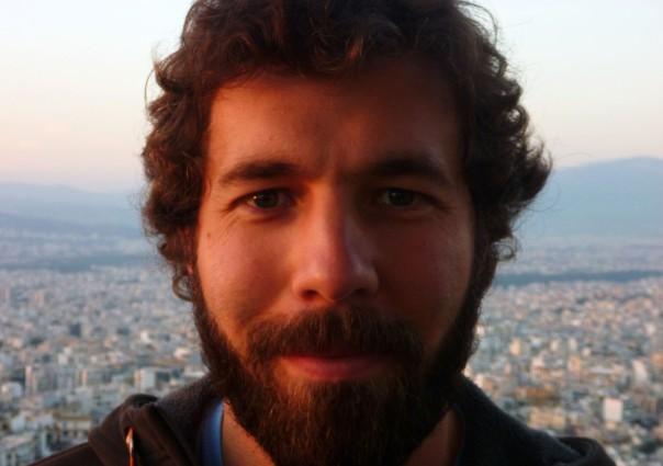 2013-12 - Alec in Athens