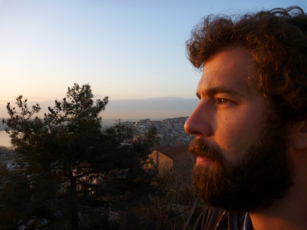 2014-01 - Alec in Istanbul