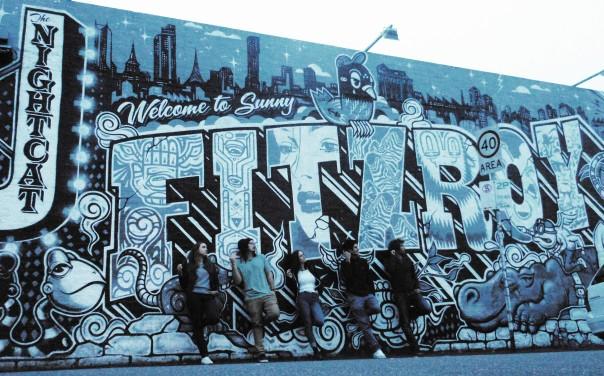 2014-05 - Melbourne crew