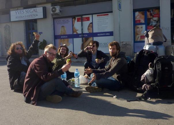 2013-12-04 - 008 - Bari - Nic, Fredd, Matt, Jack, Alec
