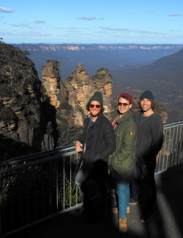2014-07-14 - 085 - Blue Mountains - Three Sisters, Three Brothers