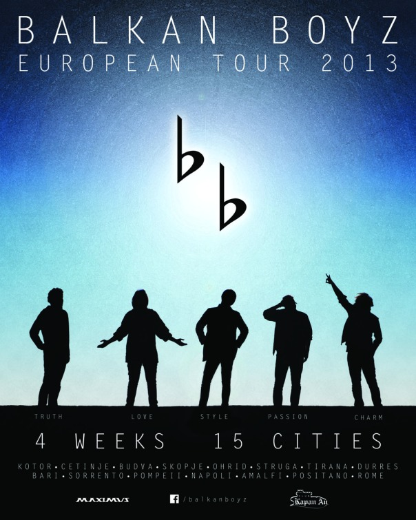 Balkan Boyz - 1st Anniversary Poster - CMYKresize