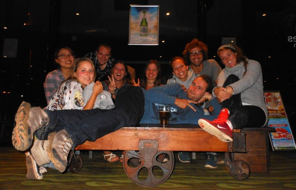 2014-06-05 - 211 - Alice Springs - Farewell to an amazing group!