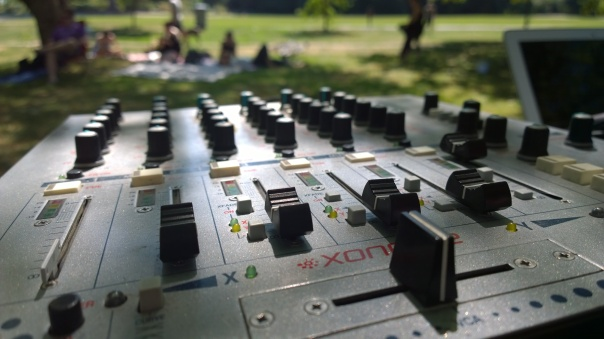 2015-08-16 - Parkproof - 03 - Mixer close up