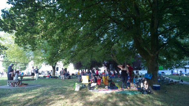 2015-08-16 - Parkproof - 09 - Parkproof setting