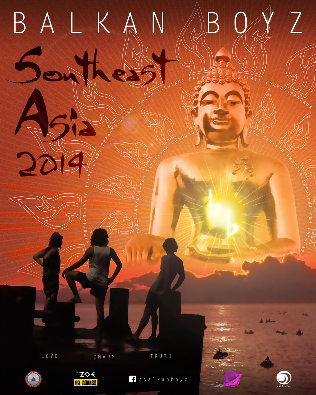 Balkan Boyz - South East Asia 2014